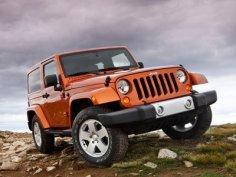 Jeep Wrangler может получить