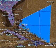Что скрывает Бермудский треугольник?