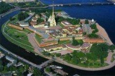 27 мая 1703 г. Петр I заложил Петропавловскую крепость.