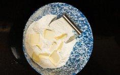 Что такое райское наслаждение? Торт рубленый со сметаной и брусничным вареньем