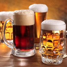 От пива изнашивается мозг