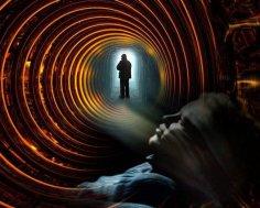 Сквозь тоннель по пространству