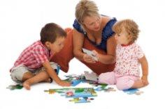 Во что поиграть с ребенком?