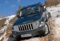 Jeep Cherokee KK имеет яркие достоинства и недостатки