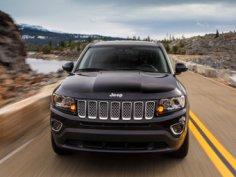 «Крайслер» привез в Россию обновленный Jeep Compass