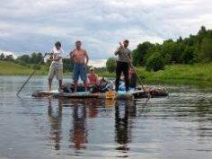 Как сплавиться по реке, или Как догнать уходящее лето?
