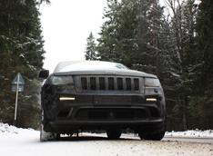 Jeep Grand Cherokee SRT8. Доказательство жизни