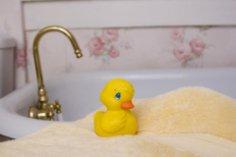Как проводить водные процедуры для малышей?