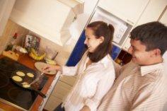 Как выходить замуж, не умея готовить, или Самый большой позор в моей жизни.