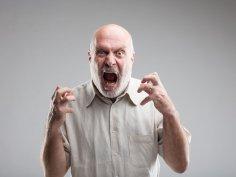 Какая жизнь у пылающего гневом?