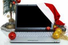 Как обычный компьютер превратить в новогодний?