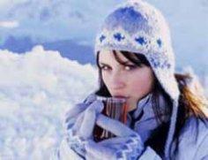 Как правильно вести себя в мороз?