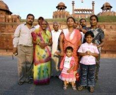 Как создается крепкая индийская семья?