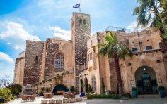 Замок, церковь или мемориал? Церковь Святого Андрея в Иерусалиме