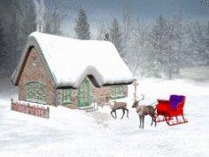 Как живут соседи Санта-Клауса?