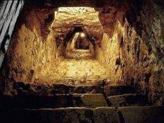 Кто построил подземелья Эквадора?