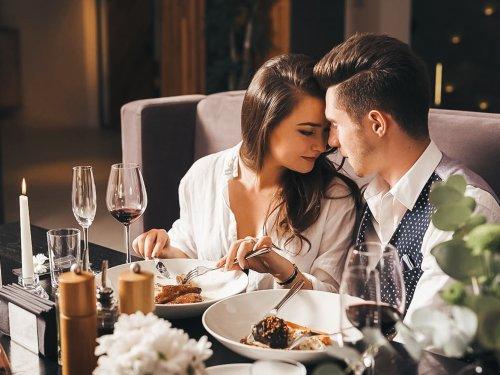 Романтический ужин – есть идеи?