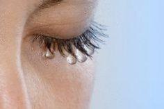 Как научиться плакать... красиво?