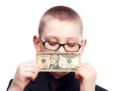 Давать или не давать детям деньги? Серьёзный финансовый вопрос
