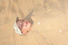 Как принимать горячие песочные ванны?