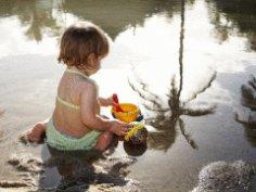 Как отдохнуть с ребенком на природе?
