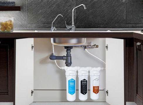 Зачем в бытовых фильтрах для воды применяют дополнительные модули?