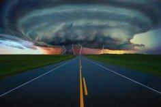 Ужас торнадо