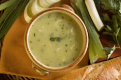 Холодные супы для жаркого лета. Готовим?
