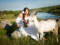 Как выйти замуж за козла?
