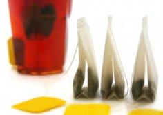 Что мы пьем каждый день? Чай в пакетиках, удобно и быстро.