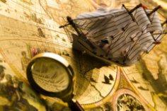 Как мореходы научились определять местоположение судна?