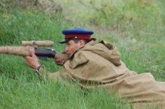 У кого из снайперов был самый большой счет уничтоженных фашистов?