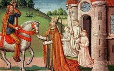 Средневековая Европа. Какой он - Карл Великий, создатель Священной Римской империи?