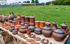 Какой керамикой гордится Ростов Великий?
