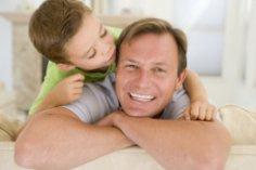 Почему отцы не принимают участия в воспитании детей?