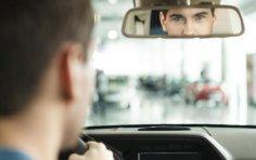 Как отсутствие механика привело к появлению зеркал заднего вида?