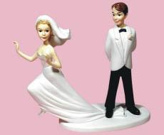 Почему у бегущей невесты холодные ноги?