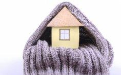 Как согреть дом в межсезонье?