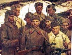 Зачем Красной Армии понадобились ромбы, шпалы, квадраты и треугольники?