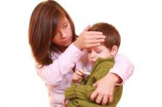 Тайная сторона детских болезней – какая она?