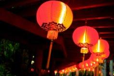 Как отмечают праздник фонарей в Китае?