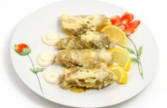 Как приготовить калям долмасы? Азербайджанская кухня