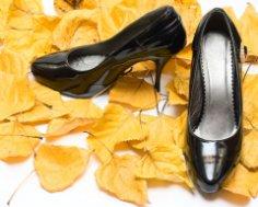 Чем заменить набойки на каблуках?