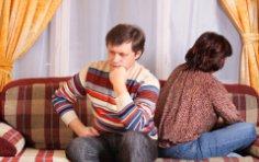 Что лежит в основе семейного конфликта?