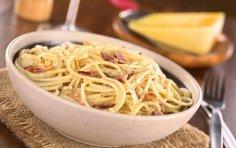 Как приготовить карбонару? История рецепта