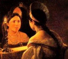 Как раньше гадали девушки в ночь на Крещение?