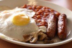 Яичница – завтрак без проблем?