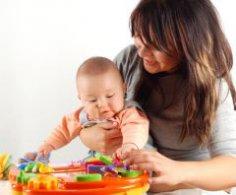 Чему научить ребенка? Методика Монтессори.
