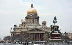 Что можно посмотреть в Санкт-Петербурге за один зимний день?