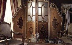 Зонирование и украшение интерьера: на что способна обычная ширма?